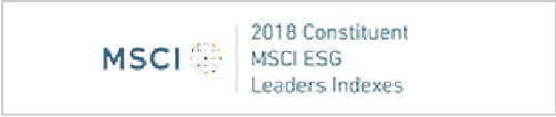 MSCI 2018 Constituent MSCI ESG Leaders Indexes