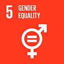 SDGs logo, Gender Equality