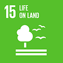 SDGs logo, Life on Land