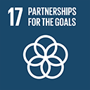 SDGs logo, Partnerships for The Goals